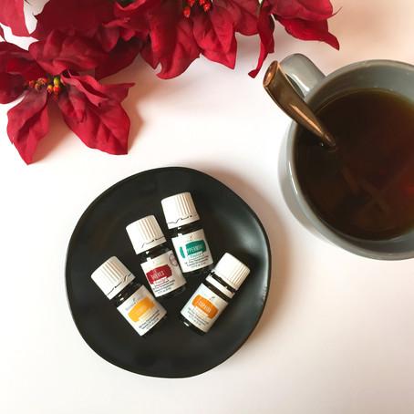 Thieves Tea to Boost Immunity