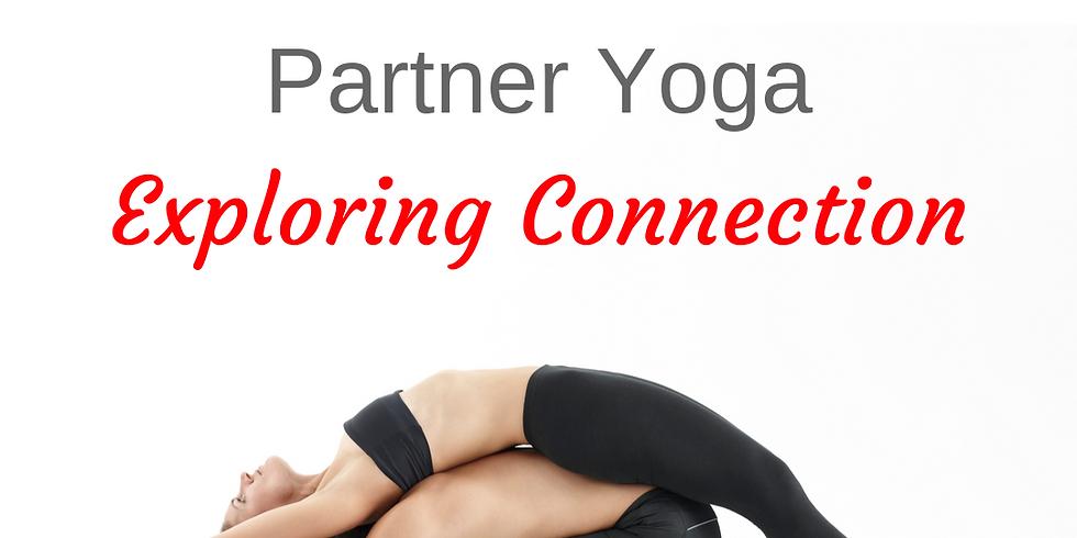 Partner Yoga: Exploring Connection (1)