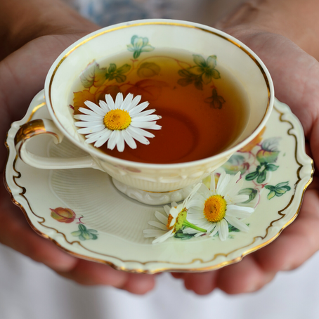 Herbal Tea for a Body Reset