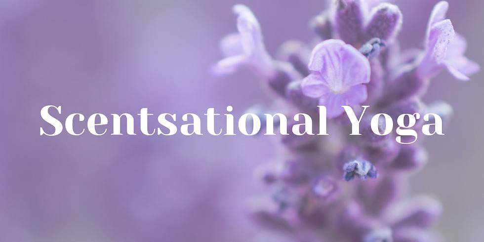 Scentsational Yoga | February | Derby