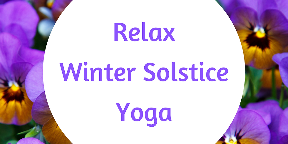 Seasonal Transition Yoga: Winter Solstice