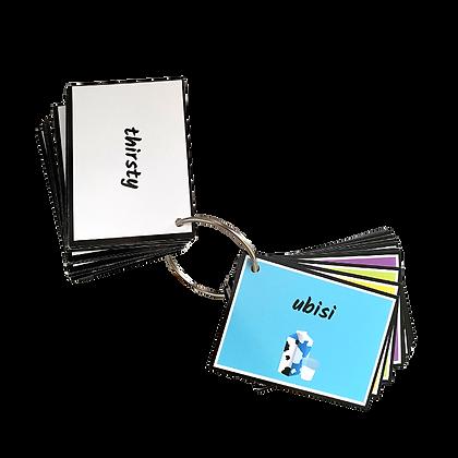 Flashcards- Beginner Nouns