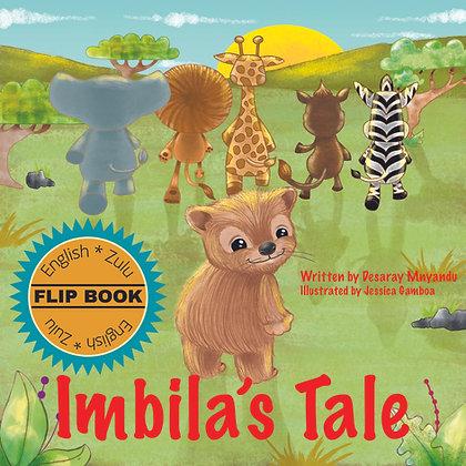 'Imbila's Tale' English/isiZulu Flipbook