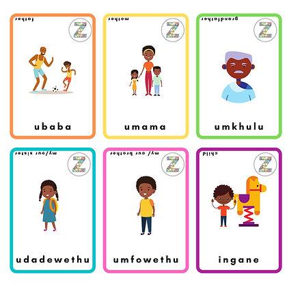 Flashcard Download- Beginner Nouns