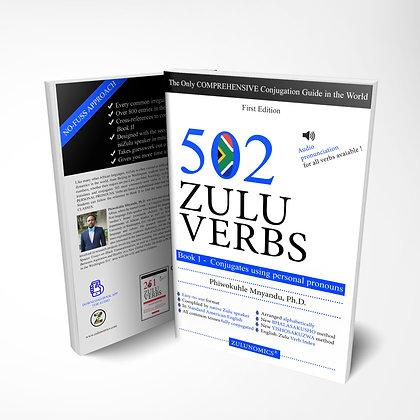 Zulu Verbs: Book I- Conjugate using personal pronouns