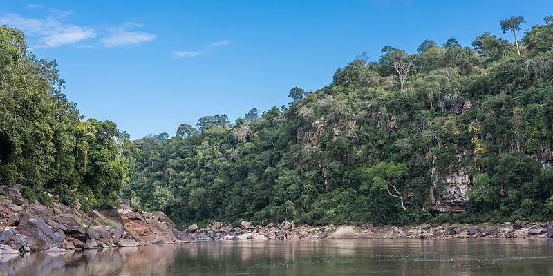 Stiegler's Gorge, Rufiji River