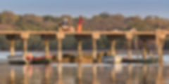 Tendaba Pier, Gambia River