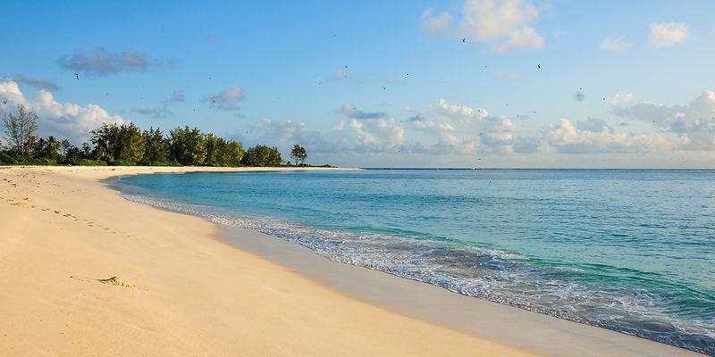 Bid Island, Seychelles