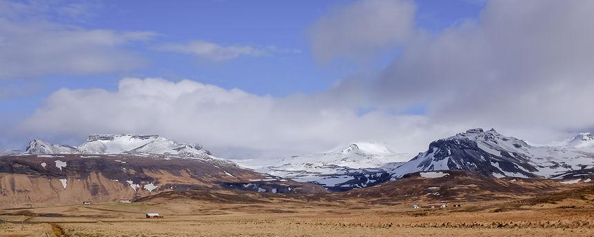 Icelandic scenery