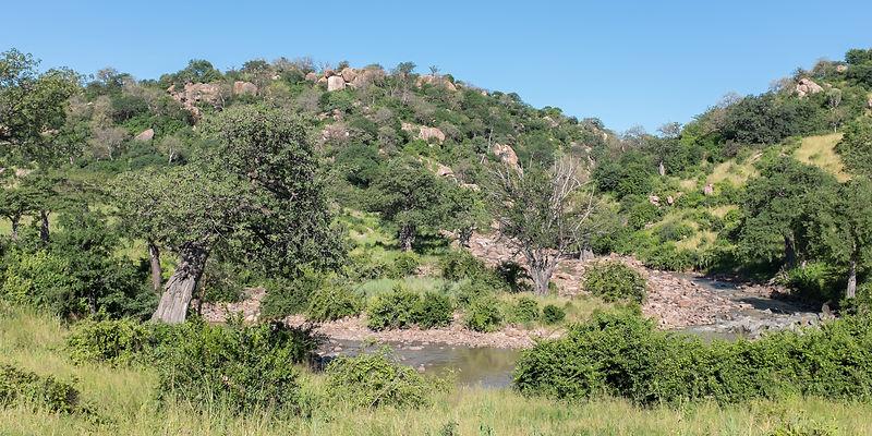 Ruaha escarpment
