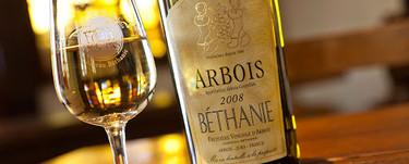 Vin blanc Arbois