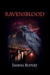 Ravensblood cover - Kindle front cover 1