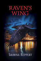 Raven's Wing cover - Kindle front cover