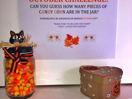 Halloween Guessing Contest