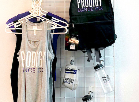 New Prodigy Apparel Is Here!