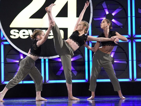 The 24/Seven Dance Convention Is Coming!