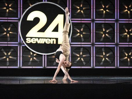 Prodigy Scores BIG at 24 SEVEN Dance Convention!