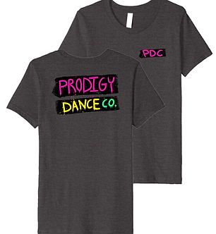 PDC Graffiti Tee Front and Back.png