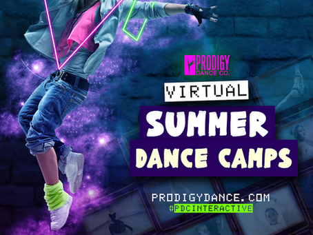 Now Registering for Summer Dance Camps!