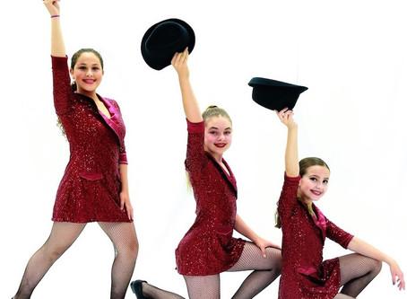 Perform in the Recital Finale Dance!