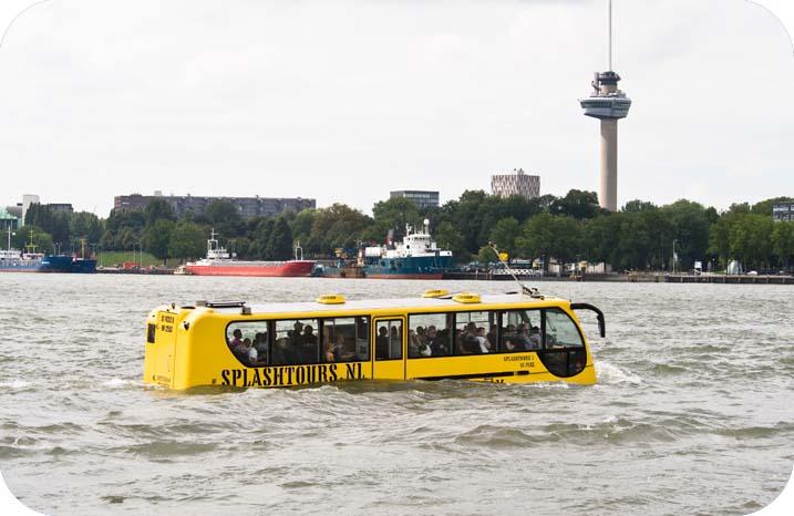 Splashtour-Rotterdam