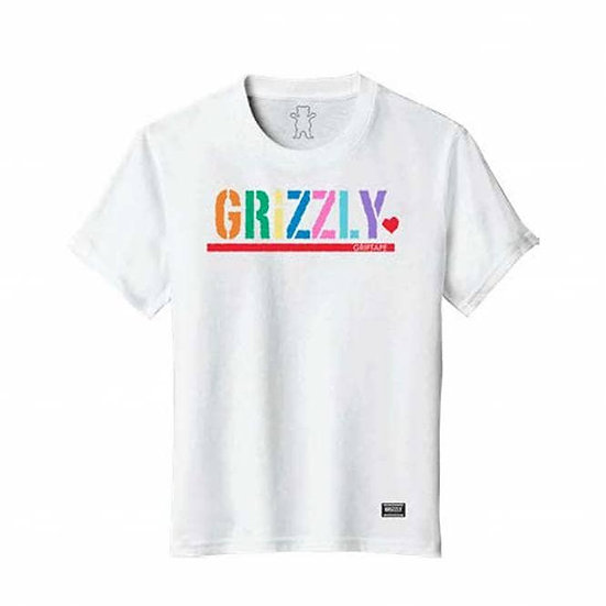 Grizzly Colour Block Youth Tee