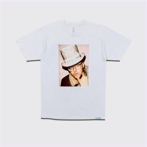 Diamond SupplyCo X Keith Harring  in a Hat TEE XLRG
