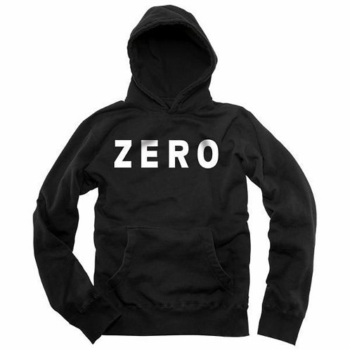 Zero Army Pullover Hood BLK