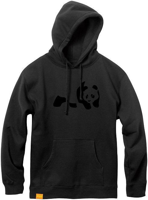 Enjoi Panda Flocking Hood Blk