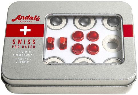 Andalé swiss Red's Tin