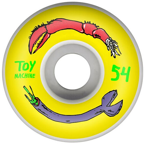 Toy Machine Fos Arms Wheels 54mm