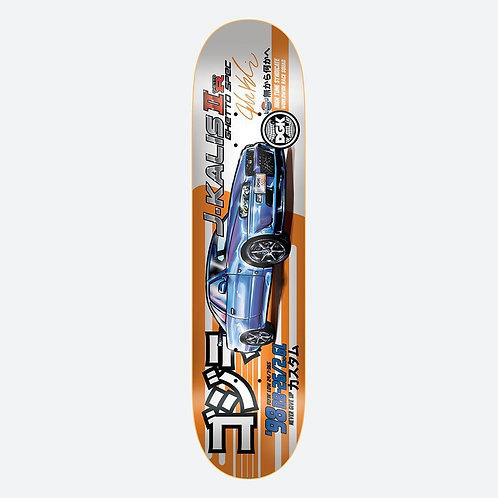 "DGK Josh Kalis Tuner Pro-Deck 8.25"""