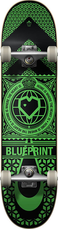 "Blueprint Home Heart Complete 8"""