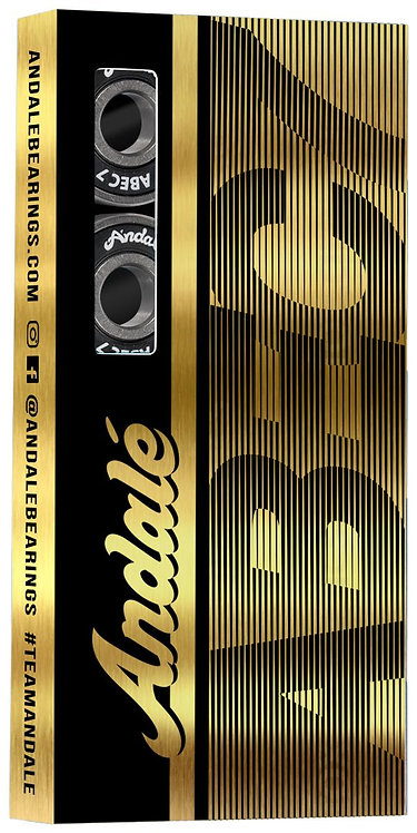 Andalé Abec 7 Black's