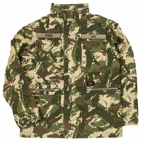Diamond Supply Co M65 Camo Jacket