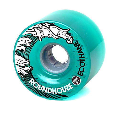 Roundhouse by Carver Ecothane Wheel 65mm 81A