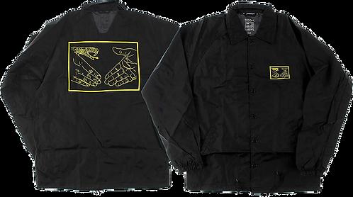 DOOMSAYERS Snake Shake Coaches Jacket