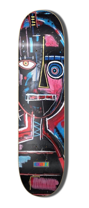 "Colours Collectiv Joel Phille Obscure 8.4"" Deck"