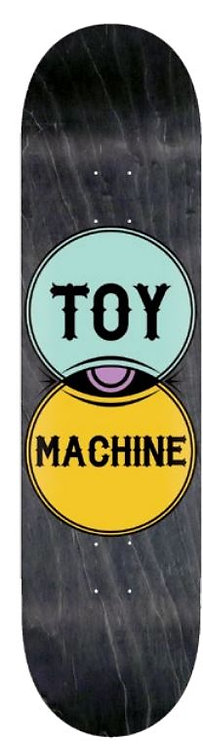"""Toy Machine Venndiagram 8.5"""""""