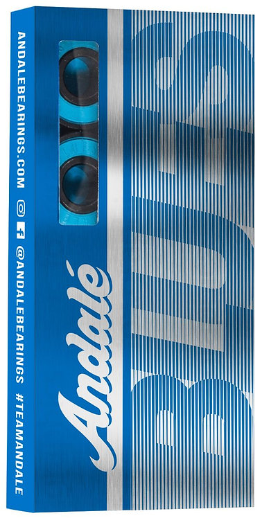Andalé Blue's Bearings