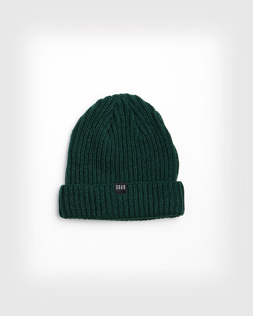 Sour Solution Sweeper Beanie Black