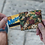 Thumbnail: Paper Wallets Peace Camo TYVEK Wallet