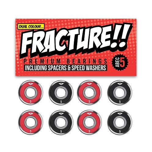Fracture Premium (ABEC5) Bearings