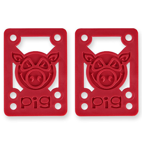 "Pig 1/8"" Shock Pad Riser Hard"