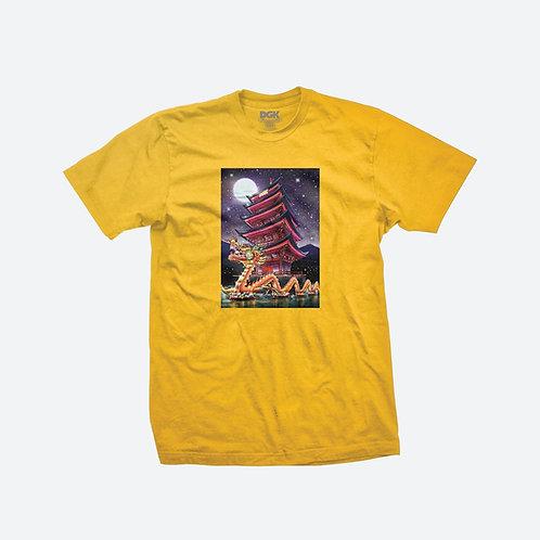 DGK Golden Dragon Tee