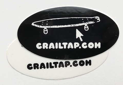 Crail Tap Stickers