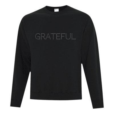 Classic Unisex Sweatshirt - GRATEFUL