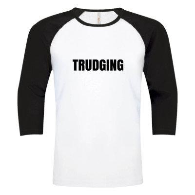 Baseball Tee - TRUDGING