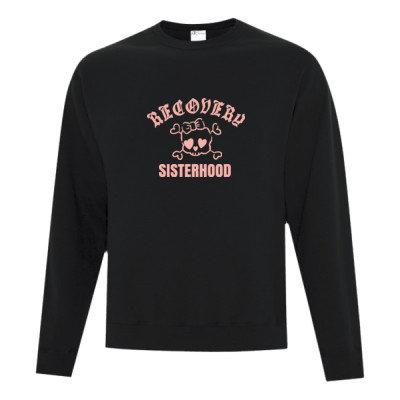 Classic Unisex Sweatshirt - RECOVERY SISTERHOOD