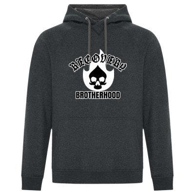 Premium Unisex Hoodie - RECOVERY BROTHERHOOD